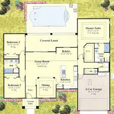 The Villages Floor Plans The Jasmine Model 3 Bedroom 2 1 2 Bath 2 Car Garage