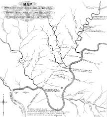 Floyd Va Map Oil And Gas History Of Kentucky 1860 To 1900