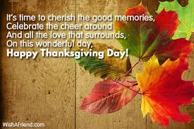 it s time to cherish the thanksgiving message
