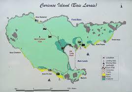 Seychelles Map Praslin Detailed Map Jpg 842 535 Indian Ocean Islands