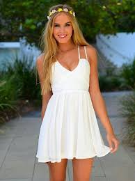 sun dress best 25 white sundress ideas on white dress