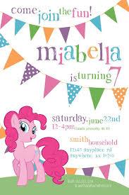 pony invitations birthday party vertabox com