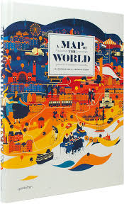 Maps Of World Com by Gestalten A Map Of The World