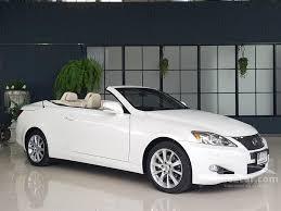 lexus is 250 convertible lexus is250 2012 2 5 in กร งเทพและปร มณฑล automatic convertible ส