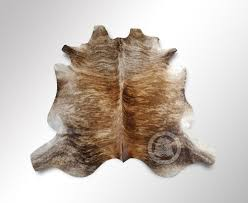 Cowhide Uses Brindle Cowhide Rug Ebay