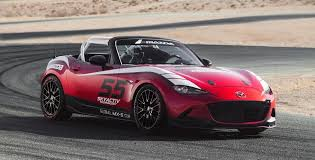 mazda official site mazda to support global mx 5 cup japan