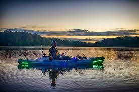 Kayak Night Lights Led Kayak Fishing Lights Born On A Texas Bayou