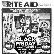 thanksgiving offers rite aid black friday 2017 ads deals and sales