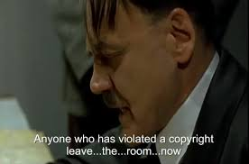 Downfall Meme - attack on hitler parodies now newest front in copyright wars ars