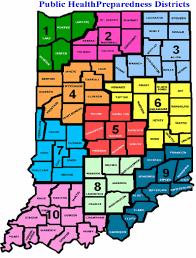 Iah Map Fssa Dmha Contact Indiana All Hazards