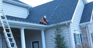 roof decorations christmas decoration guy hanging from roof ideas christmas