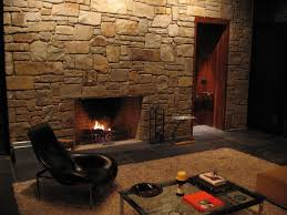 stone fireplace facing rustic stone fireplace designs ideas