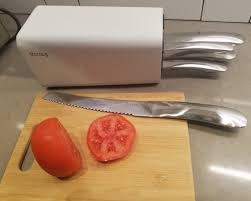 review montaig u0027s stylish kitchen knife set u2013 special coupon