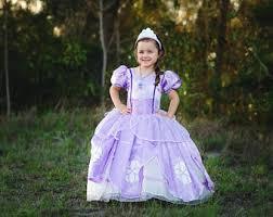 Princess Sofia Halloween Costume Halloween Delivery Rush Purchase Sofia