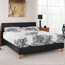 58 best leather bed frames images on pinterest king size boston
