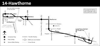 Portland Map App by 14 Hawthorne