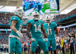 nfl fines dolphins wr jarvis landry for helmet throw