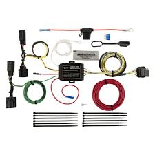 hopkins towing 11141995 plug in simple towing wiring harness