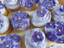 diary of a mad hausfrau violet white velvet cupcakes