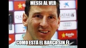 Memes Sobre Messi - barcelona sin messi mira los memes de la derrota ante sevilla