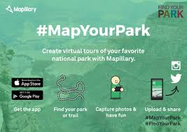 Us National Parks Map Community Story Mapillary On A Roadtrip To America U0027s National Parks