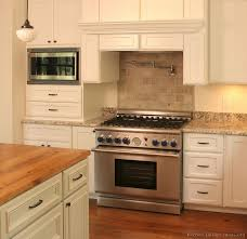 Traditional Kitchen Backsplash Ideas - pictures of kitchens traditional white kitchen cabinets page 6