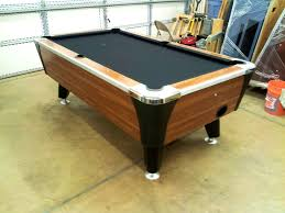 used valley pool table used valley pool table astounding on ideas for 112616 6 12 used coin