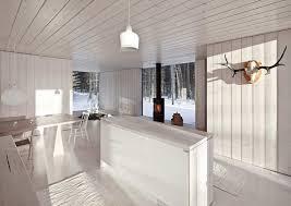 White Rustic Interior Design Cottage Style Decor - Cottage style interior design ideas