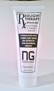 red light therapy cellulite miracle gel spray tanning talk