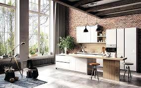 cuisine nordique cuisine scandinave design de maison