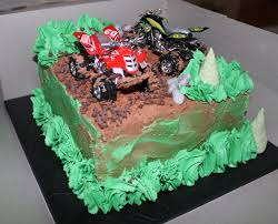 mudding four wheelers creative cakes by lynn atv mudding cake