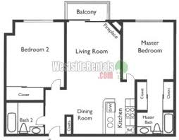 Ucla Housing Floor Plans 279 Apartments Available For Rent In Westwood Ca