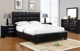 Modern Black Bedroom Furniture - Black bedroom ideas