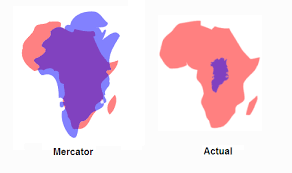 africa map real size actual size of africa map africa compared to other countries