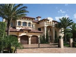 luxury mediterranean homes painters hill luxury home plan s house plans and more edward