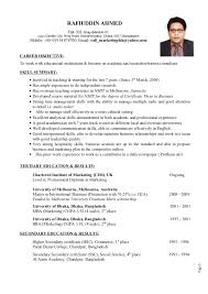 Sample Resume For Abroad by Sample Resume For English Teacher Abroad Templates