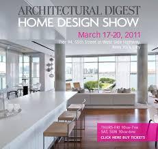 architectural digest home design show in new york city architectural digest home design show wiggers custom furniture ltd