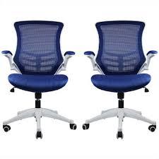 Office Depot Office Chairs Manhattan Comfort Lenox Mesh Adjustable Royal Blue Office Chair