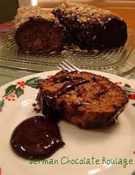 german chocolate cake recipe with option on using cake mix
