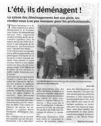 chambre syndicale demenageur déménageur à orléans 45 blois 41 et tours 37 déménagements