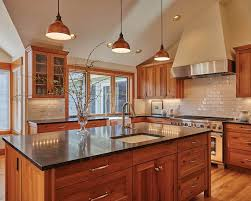 kitchen kitchen decor with light cabinets dark countertops large