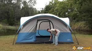 Oztrail Awning Oztrail Festival 15 Full Inner Tent Youtube