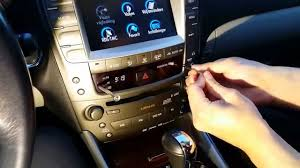 lexus is350 za lexus is250 is350 is220d navigation dvd eject how to youtube