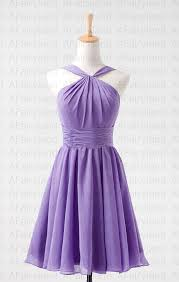 purple dresses for weddings knee length amethyst orchid bridesmaid dress wedding inspiration