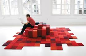 modern floor decor ideas from nanimarquina colorful contemporary rugs