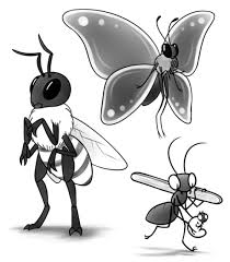 anthro butterfly
