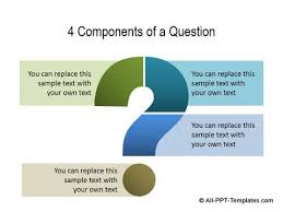 Powerpoint Questions Slide Templates Ppt Powerpoint