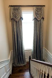 hall landing window treatment beautiful for living room or dining