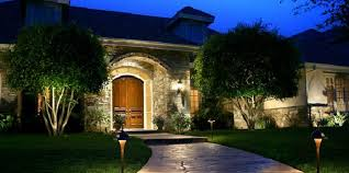 quality outdoor landscape lighting design in georgetown tx