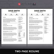 Professional Resume Template For Word Resume Template For Word Theme